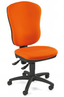 Bürodrehstuhl Rom Orange