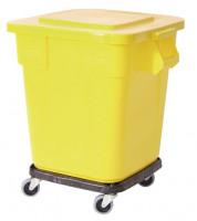 Mehrzweckbehälter, Volumen 106 Liter Weiß
