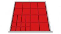 Schubfachbehälter für Kastenwerkbank COMPACT 500 / 100-125