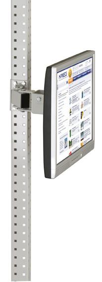 Monitorträger für LCD/TFT-Flachbildschirme