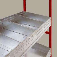 Schüttgutrahmen für Etagenwagen Varimobil 500