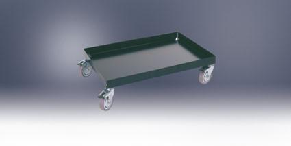 Rolluntersatz mit Feststeller für Multifunktionsschrank