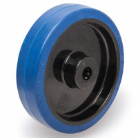 Ersatzrad für Elastik-Bereifung auf Polyamid-Felgen 300 / 9