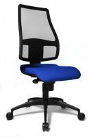 Bürodrehstuhl Dallas Blau