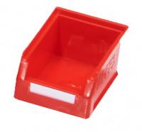 Sichtlagerkästen 160 x 105 x 75 / Rot