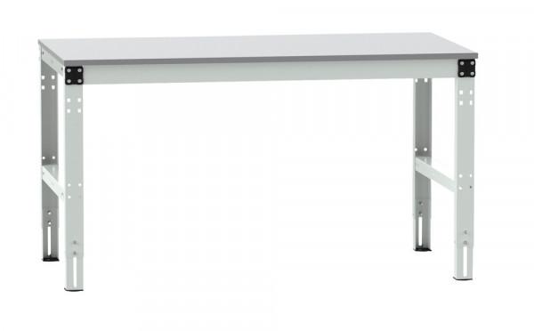 Grundarbeitstisch MULTIPLAN Standard, Multiplex 22 mm