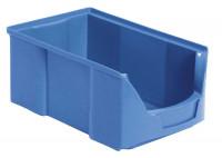 Sichtlagerkästen Futura Blau / 360 x 210 x 200
