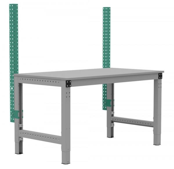 MULTIPLAN Stahl-Aufbausäulen, Anbaueinheit