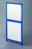 Doppeltür für Trennwand-System Universelle Spanplatte