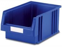 Sichtlagerkästen PLK Blau / 330 x 213 x 150