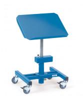 Materialständer, dreh und arretierbar 510 x 410 / 720-1070