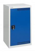 Umweltschrank, mit hoher Bodenwannentragkraft, HxBxT: 900 x 500 x 500 mm Lichtgrau RAL 7035