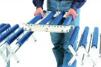 Verbindungsstück für Scheren-Rollenbahnen, Stahl 300