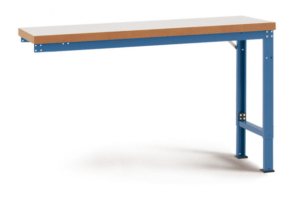 Anbauwerkbank PROFI Spezial, Kunststoff 40 mm