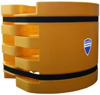 Säulenschutz, Höhe 800 mm 100-200