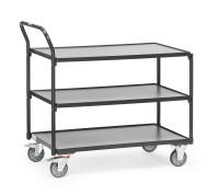 Leichter Tischwagen Grey Edition 1000 x 600 / 3