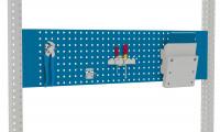 Werkzeug-Lochplatten für MULTIPLAN/PROFIPLAN Brillantblau RAL 5007 / 1000