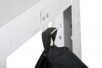 Taschen-/Rucksackhalter Steckbar