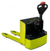 Elektro-Palettenhubwagen mit verstärkter Batterie bis 1400 kg Einfach