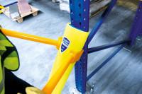 Werkzeug-Set, für Regalanfahrschutz