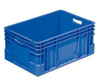 Euro-Transportbehälter Blau / 400 x 600 x 270
