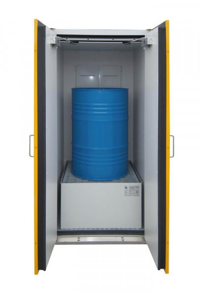 Gitterrost extra, für Sicherheits-Fass-Schrank