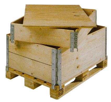 Deckel für Holz-Aufsetzrahmen