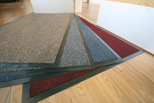 Zweifarbige Teppichmatte, 7 mm