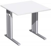 Carlo Schreibtisch Weiß / 800