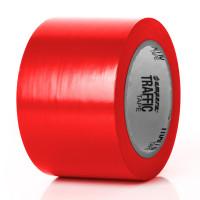 Bodenmarkierungsband Standard, Breite 75 mm Rot