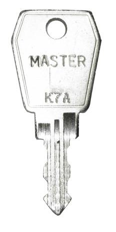Masterschlüssel für Postverteilerschrank
