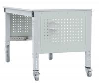 Seitenblende für MULTIPLAN Spezial Lichtgrau RAL 7035 / 500