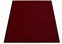 Waschbare Schmutzfangmatte Rot / 1500 x 900