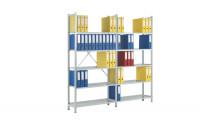 REGISTRA Büro Premium Color Topangebot Lichtgrau RAL 7035 / Lichtgrau RAL 7035
