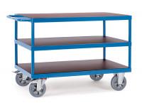 Schwerlast-Tischwagen 1200 x 800 / 3