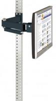 Monitorträger 75 / Anthrazit RAL 7016