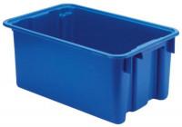 Drehstapelbehälter Blau / 45
