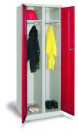 Mehrzweck-Garderobenschrank Anthrazit RAL 7016