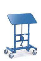 Materialständer mit Winde, Tragkraft 250 kg