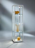 Niedervoltbeleuchtung Für Vitrinen mit 2 Glasböden