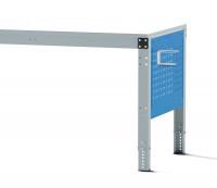 Seitenblende für MULTIPLAN Spezial Lichtgrau RAL 7035 / 800