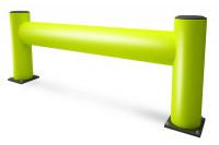 Planke als Anfahrschutz 2400 / 620