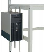 CPU-Halter für CANTOLAB-Arbeitstische Anthrazit RAL 7016