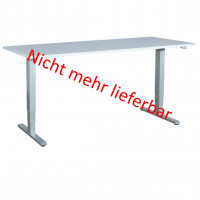Büro Sitz-/Stehschreibtisch TOPfit, elektrisch höhenverstellbar