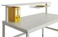 Unterbaukorb für Gerätebrücken und Ablagekonsolen
