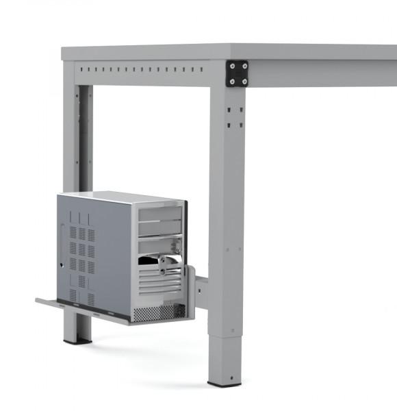 Mini-CPU-Halter für MULTIPLAN Arbeitstische