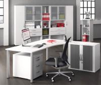 Kombi-Set Büromöbelsystem SOFTFORM
