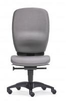 Bandscheiben-Stuhl ERGO JOY Grau / Basis-Sitz