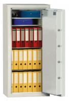 Wertschutzschrank mit Feuerschutz, B x T 836 x 600 mm 1506 / Euro/Vds 2450/EN 1143-1 Klasse 1