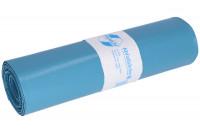 Abfallsäcke, LDPE mit 120 Liter Volumen Blau / 80